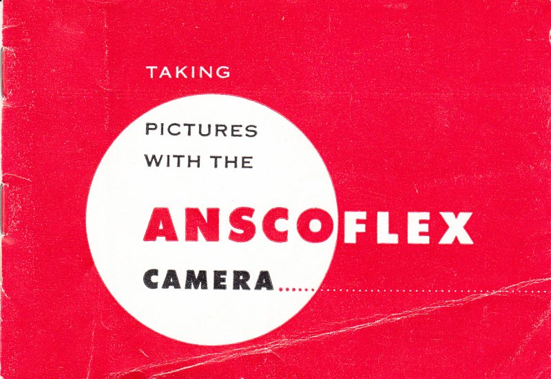 Anscoflex Camera - Downloadable E-Manual