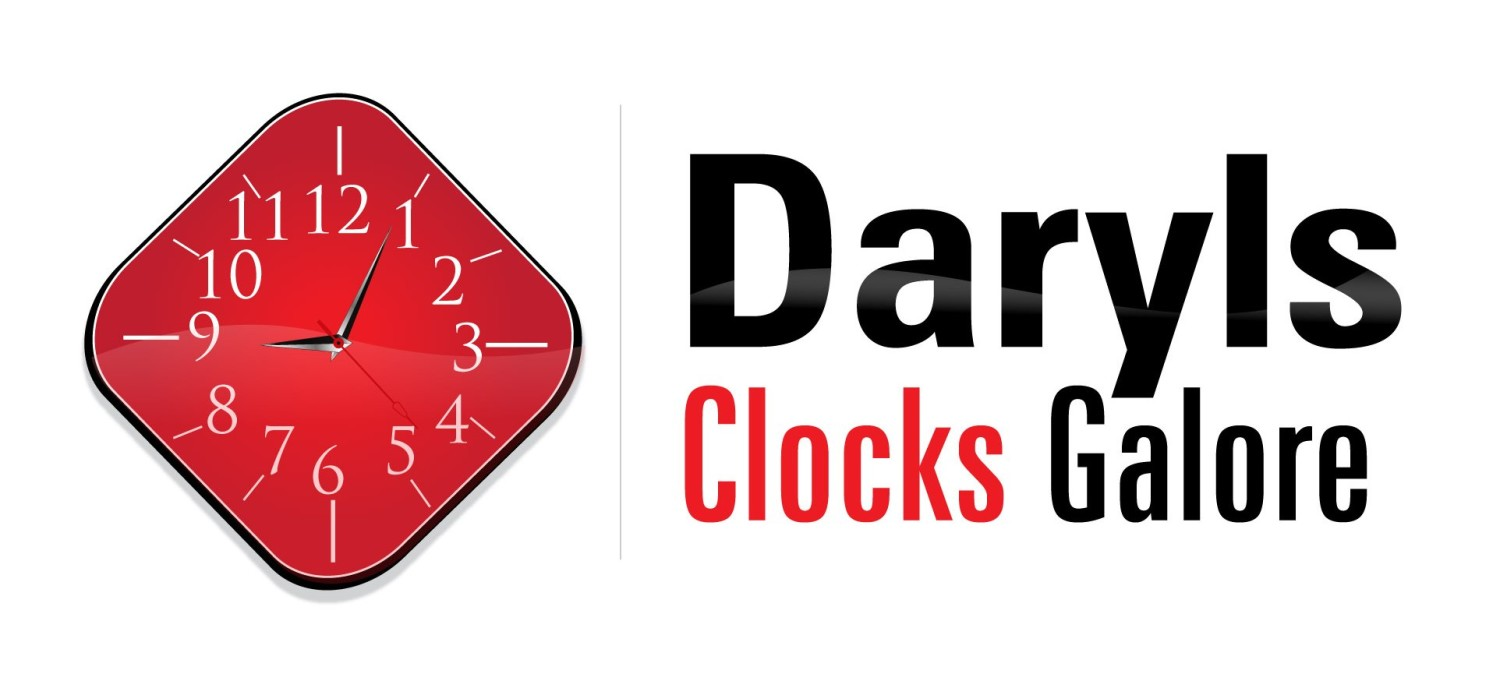 Daryls Clocks Galore…….and much more!